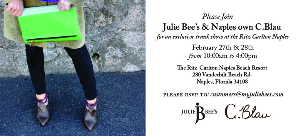 Julie Bee's & C. Blau