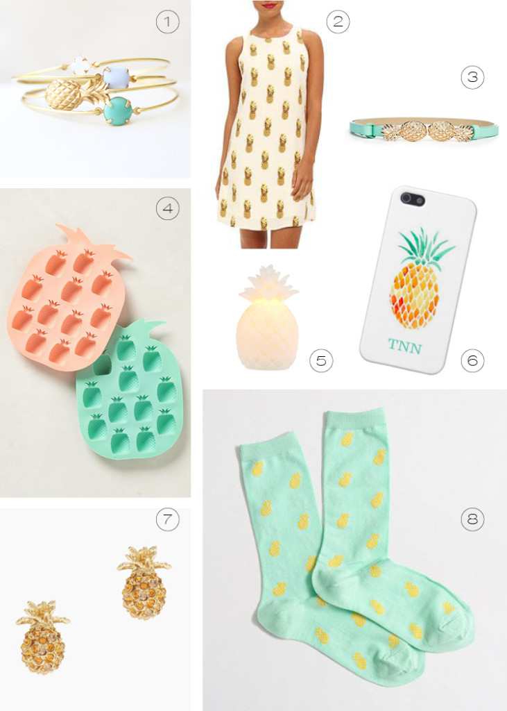 Style: Pineapple Love