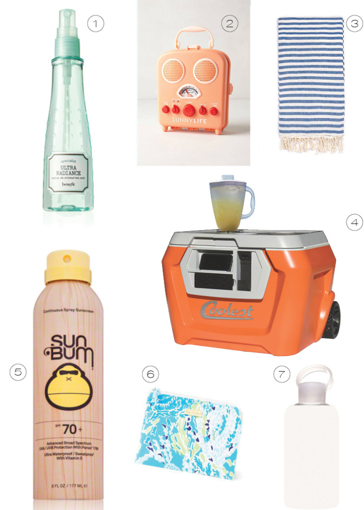 beach gear worth packing