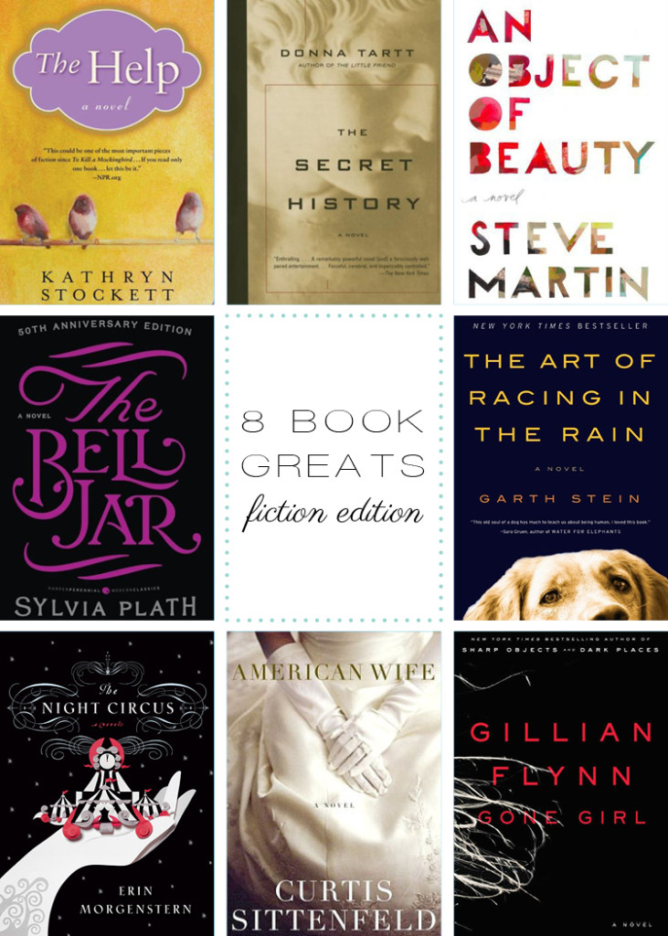 great books, fiction, book recommendations, summer reading, reading list