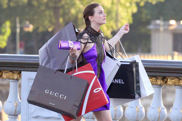 shopping tips, sales, summer, fall, shopping, blair waldorf, gossip girl