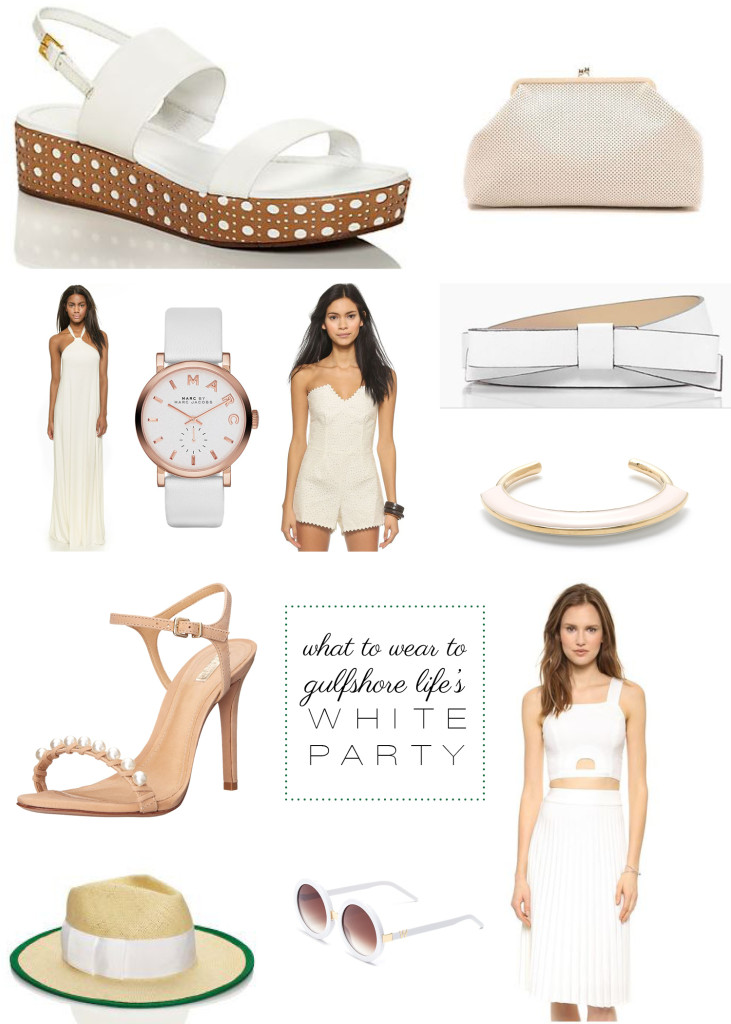 Style: What to Wear to Gulfshore Life's White Party