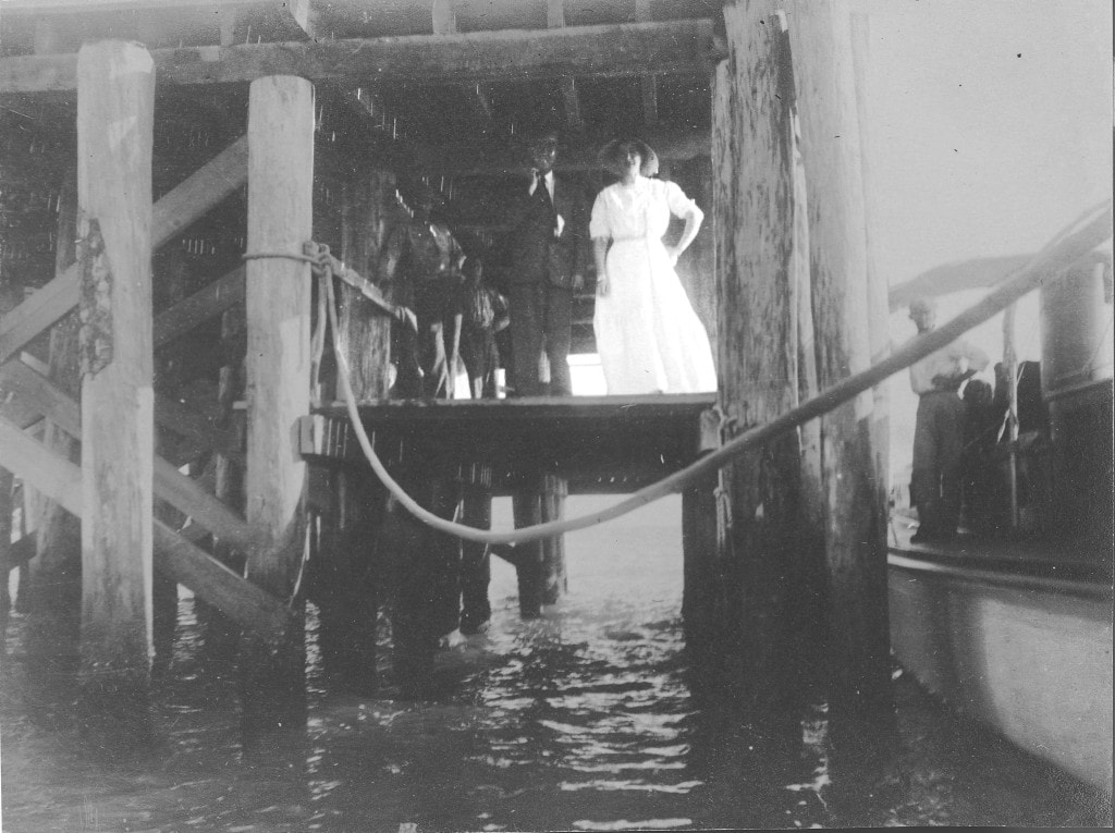 The Old Naples: The Tale of the Naples Pier