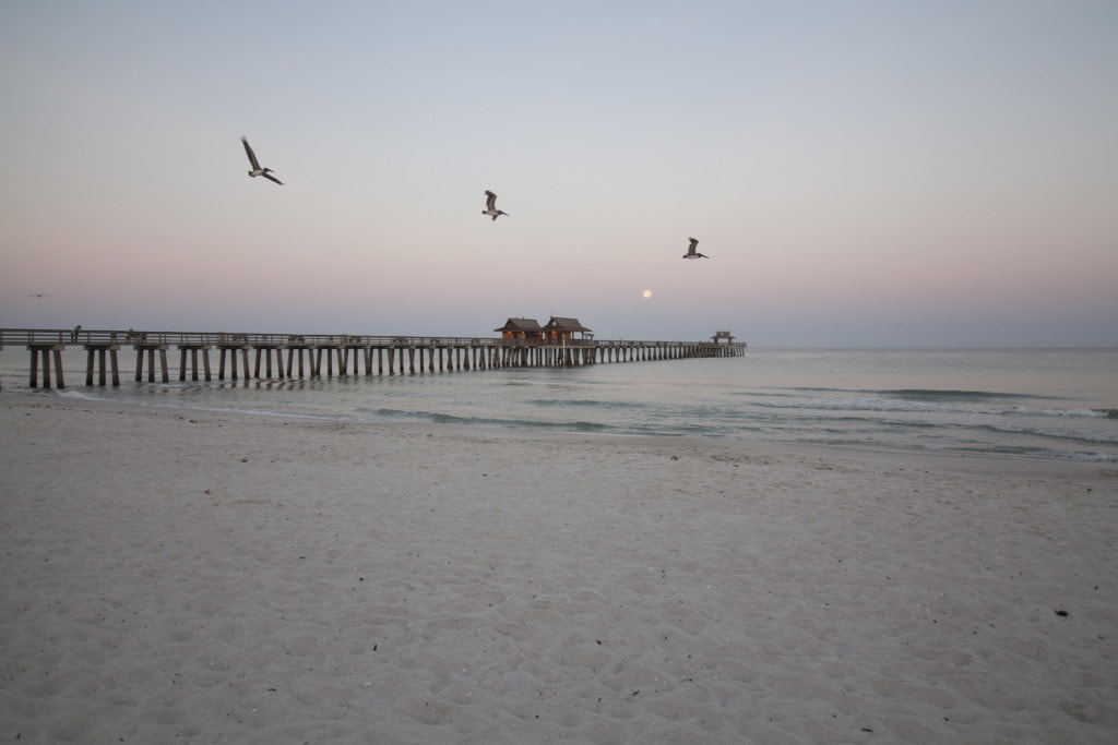 The Old Naples: The Storied Past of Naples Pier