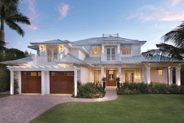 Living the rise of british west indies architecture the for West indies style home plans