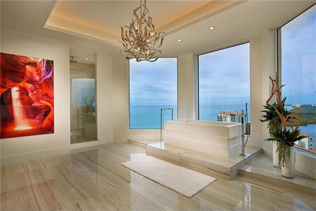 Living: A Tour of the Penthouse at Naples Cay