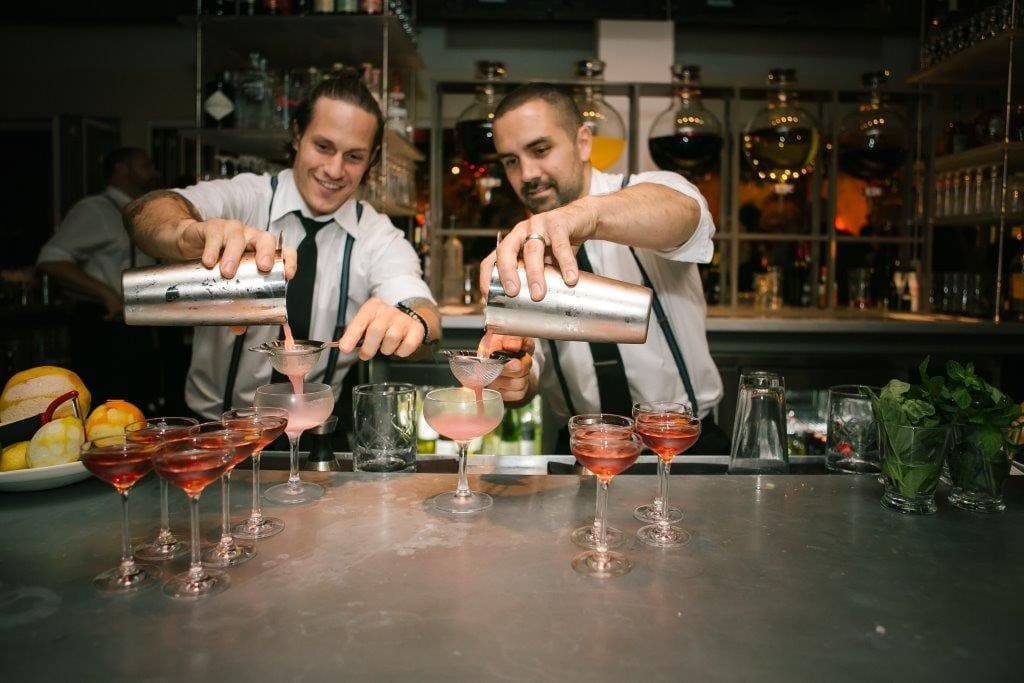 Dining: Valentine's Day Craft Cocktail at The Continental