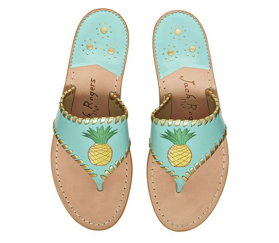 Buy of the Week: Jack Rogers Pineapple Sandals