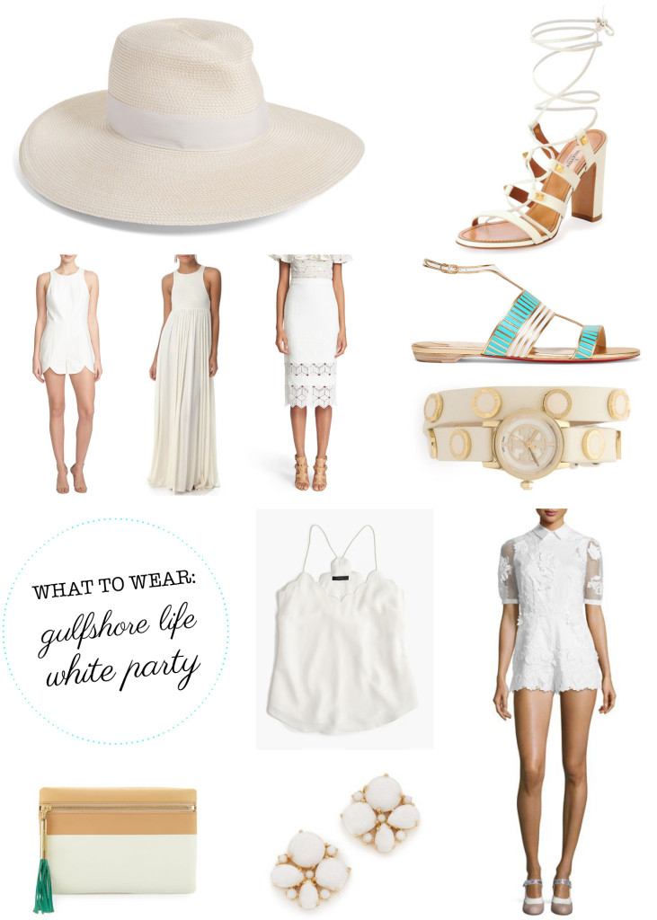 Style: What to Wear: Gulfshore Life White Party 2016