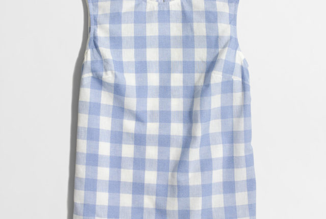 Buy of the Week: Gingham Shell Top