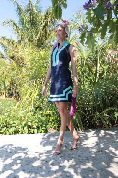 Style: Derby Dash at Naples Botanical Garden