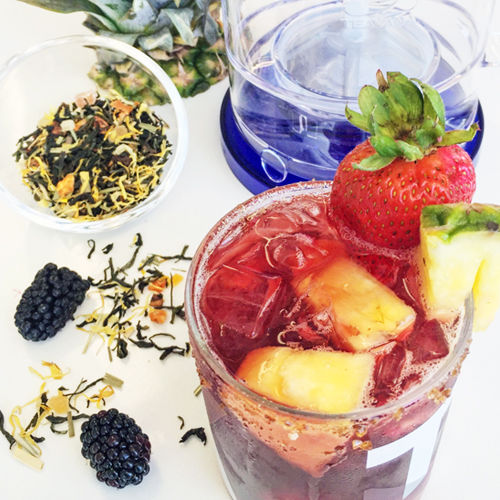Entertaining: How to Make Berry Sangria Tea